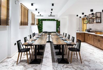31 Doors Hotel – Mini Conference Room Set Up 2