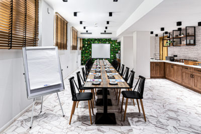31 Doors Hotel – Mini Conference Room Set Up